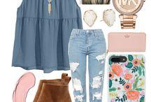 modelos de blusa y jean