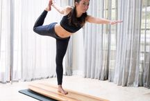 Yogaboard / Balance your life.