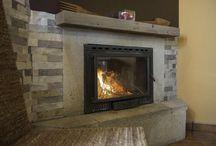 Al calor del hogar / Casas con chimeneas, barbacoas, y similares / by CasaSpain.com