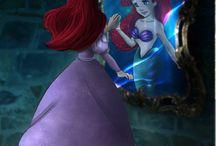 Ariel Mermaid  ♕ ღ ♥  ♡ / mi princesa favorita  ♥