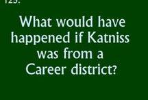 Katniss / Katniss themed stuff. What-evz.