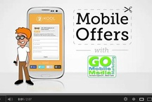 Mobile Coupons / A mobile coupon is an electronic ticket that is delivered by a mobile device that can be exchanged for a financial discount or rebate when purchasing a product or service.