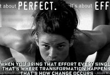 Transformation Motivation / by Jessica Sager-Panzarella