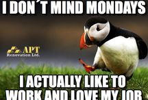 LOVE MONDAYS / We at APT LOVE mondays :))))))