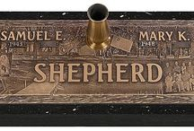 Expressions in Bronze Grave Markers: Companion / Discount Prices on companion gravestones designed the way you want. http://www.thecasketstore.com