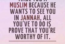 Muslim stuff