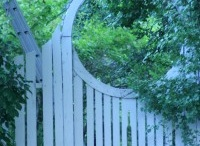 For the Home- garden gates