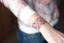 Tattoos / by Kate