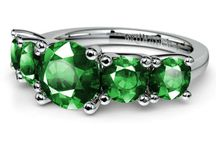 Green Diamond Collection / Warm and enchanting. / by Brilliance.com