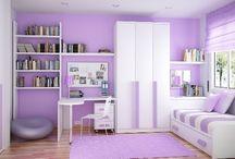 cuartos para chicas