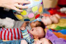 Brincadeiras para bebés