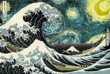 Night Ocean Tattoo / by Kara Warden