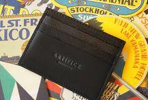 Wallet / Wallet, Card Holder by Artífice Handmade, Leather Accessories, Accesorios de Cuero