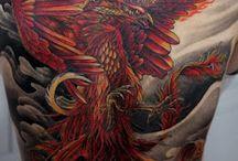 Phoenix tattoo / by Free Tattoo Designs