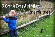 Kids - Earth Day Activities