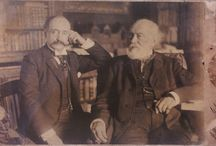 Kossuth Lajos fiával Ferencel