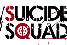 Suicide Squad / Supervillains accept a secret government mission that will likely result in their deaths. / by Angel Jackets