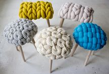 Yarn / Look at these wonderful yarn inspired images. What lovely colors and textures you have! / by Keely Reyes