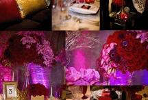 Romantic Wedding Lounge with International Flair / by Wedding Elegance by Nahid