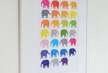 Wall art for childs bedroom / Funky cool posters, letterings, anything cool you can put on a childs room which rocks