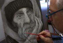 Le mie pitture / I miei quadri