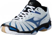 Mizuno Squash Shoes / by Squash Source