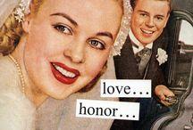 50s humor / Retro 50's housewife humour