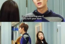 the heirs funny