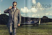 Inspiration: The Aviator
