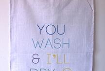 konyharuhák / tea towels / tudtátok, hogy minden élethelyzetre jut egy konyharuha? :)  www.facebook.com/konyharuha