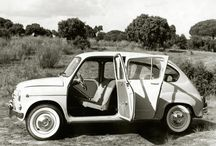 Modelos antigos / Carros antigos e clássicos da SEAT