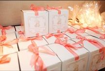Pink, Sky blue and Orange wedding colors / by BridalSassique.com