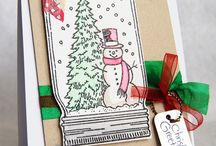 Stampendous and Creative Impressions