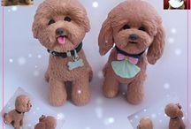 Cachorro e Gato Biscuit