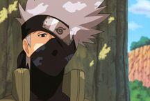 Naruto … and Kakashi