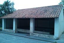 Lavaderos y fuentes en Asturias