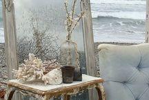 Winter beach wedding inspiration
