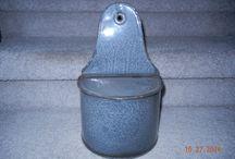 Gray Graniteware / by Gail West