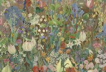Cedric Morris paintings