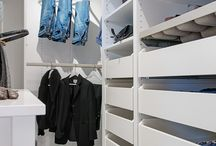 Women's favorite room / Clever ideas and amazing inspirations for dream closets