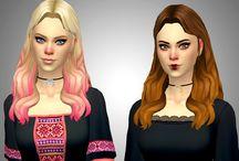 Sims 4 MM Hair