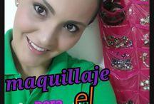 Maquillaje! Makeup!! / Vídeos de como me maquillo para diferentes ocaciones  / by Mafer Barriga Aguirre