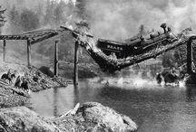 Puentes y Trenes.
