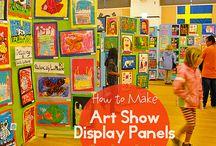 Art Booth Ideas