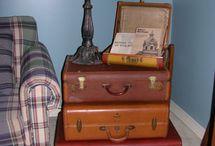 Vintage Suitcase Ideas