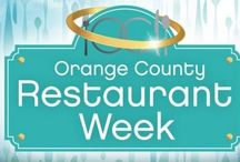 Orange County Restaurant Week 2015 Top PIcks