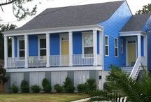 Caribean houses