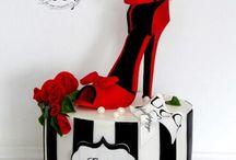 Shoe cakes