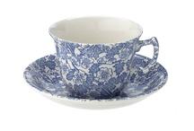 Tea Time / Beautiful china tea cups, tea pots etc. / by Patti Gardner Norris