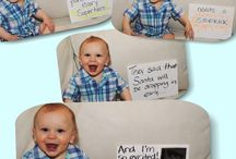 pregnancy announcement for second baby